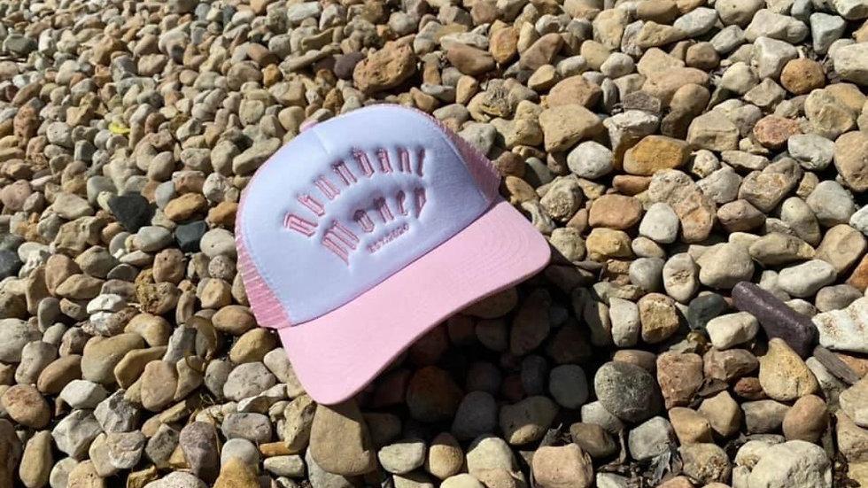 Pink-Trucker Hat