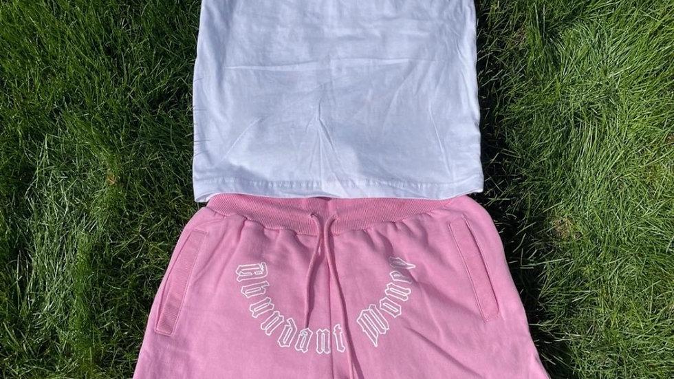 Short Sets - Pink