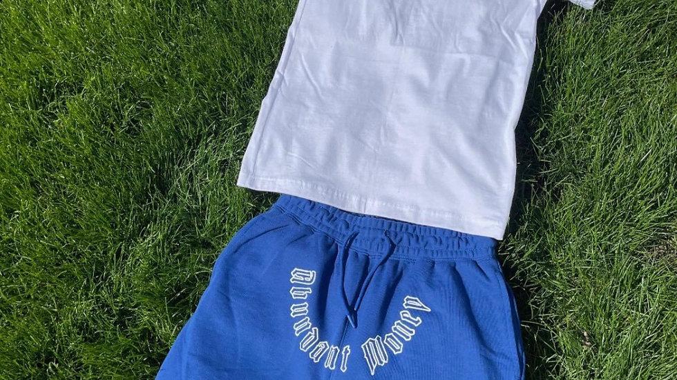 Short Sets - Blue