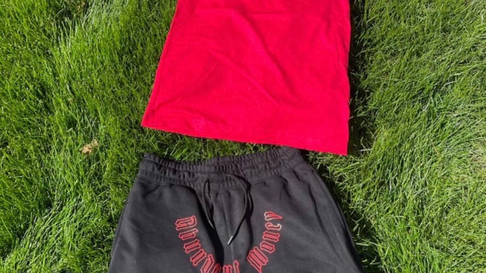 Short Sets - Red