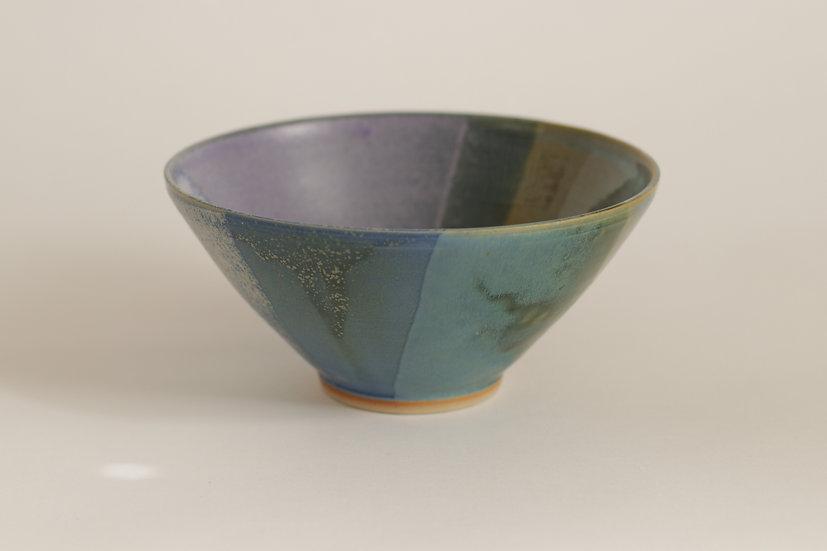 Green & Purple bowl #1