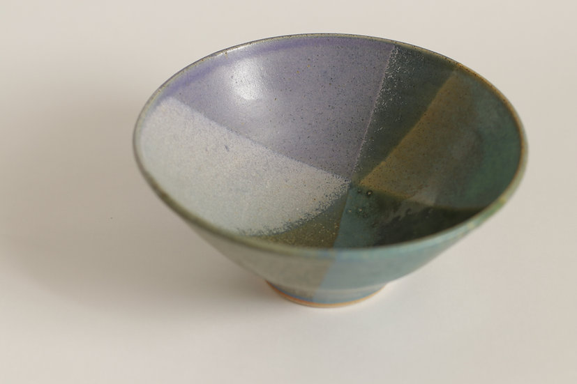 Green & Purple bowl #2