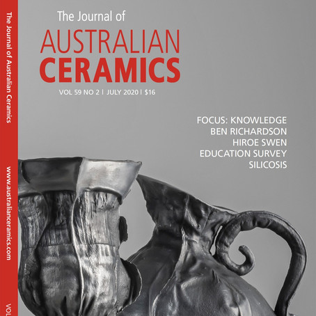 The Journal of Australian Ceramics - Article