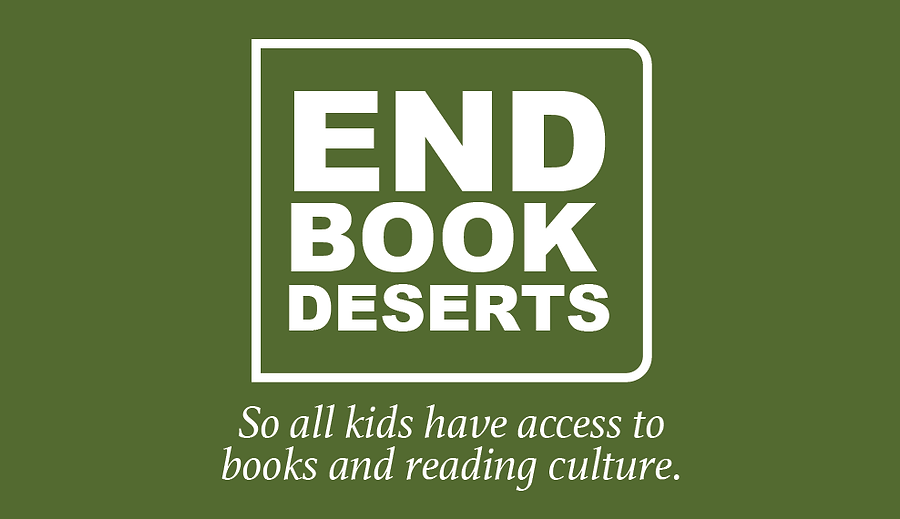 The Bridge to End Book Deserts