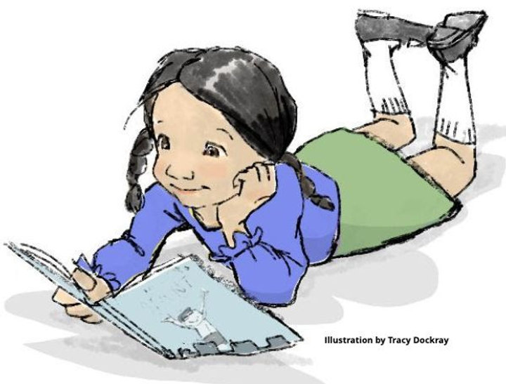LINC Welcomes Tracy Dockray, Renowned Children's Book Author & Illustrator to Our Board of Directors