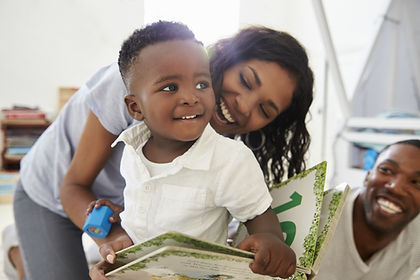 City's First Readers (CFR) Advocates for Essential Early Literacy Support