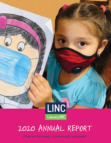 Achieving the Promise of Early Literacy Together: LINC's 2020 Annual Report