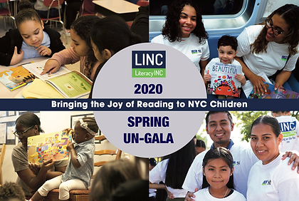 LINC's 2020 Spring Gala has been modified to an Un-GALA to limit the spread of COVID-19