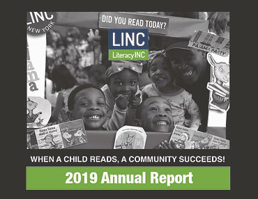 """A Vision of Excellence"" - LINC's 2019 Annual Report"