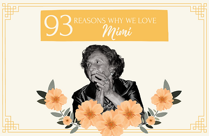 93 Reasons Why We Love Mimi