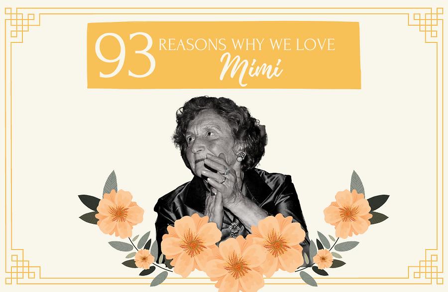 93 Reasons Why We Love Mimi