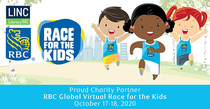 Get Ready to Run for Kids on October 17 & 18