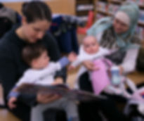 LINC Families Read at Home