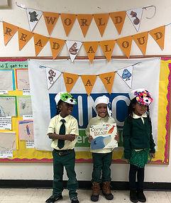 LINC Celebrates World Read Aloud Day in Eight New York City Communities