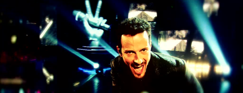 3° LIVE THE VOICE OF ITALY