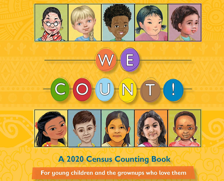 We All Count: A Census Week of Action