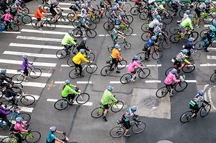 Register to Ride and You Can Support Young Readers in all Five Boroughs of New York City