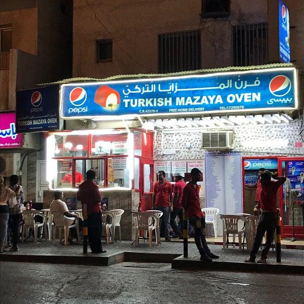 turkish mazayeh oven