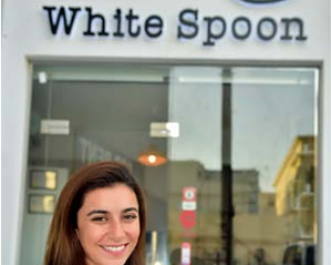 KhaleejiGirl (KG) Interviews Jawaher Al Moayed Founder of @whitespoon_bh
