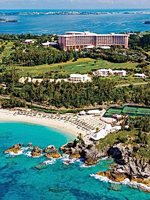 Nu Skin Success Trip to Bermuda