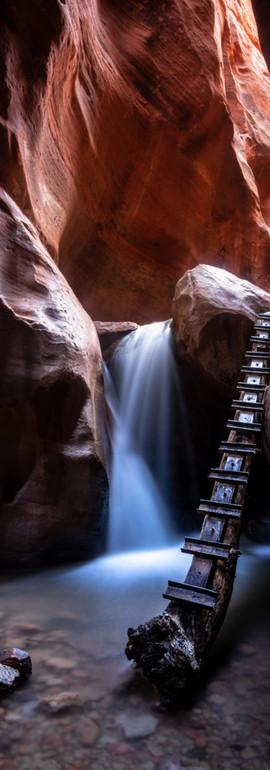 USA_Kanarra_Creek_Waterfall
