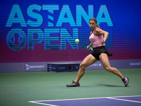 Astana Open: Yulia Putintseva sets final showdown against Alison van Uytvanck