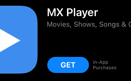 MX Player is downloaded 1 Billion times all over the world.