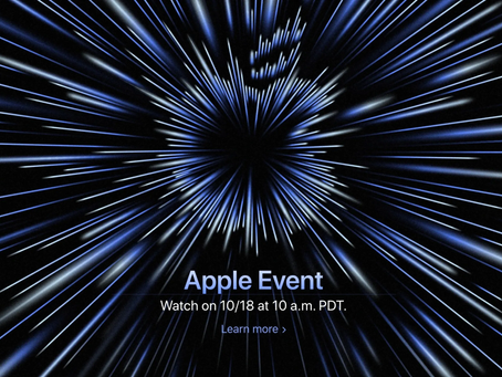 Apple announces a special event for 18th at 10 a.m. PDT