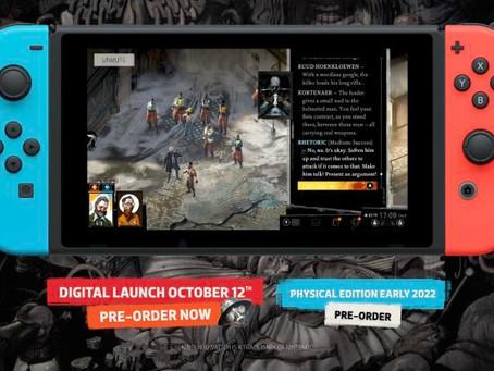 'Disco Elysium: Final Cut' hits Nintendo Switch on October 12