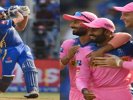 IPL 2021: 'Do or Die' match Mumbai and Rajasthan, Harne's team will be eliminated from the playoffs