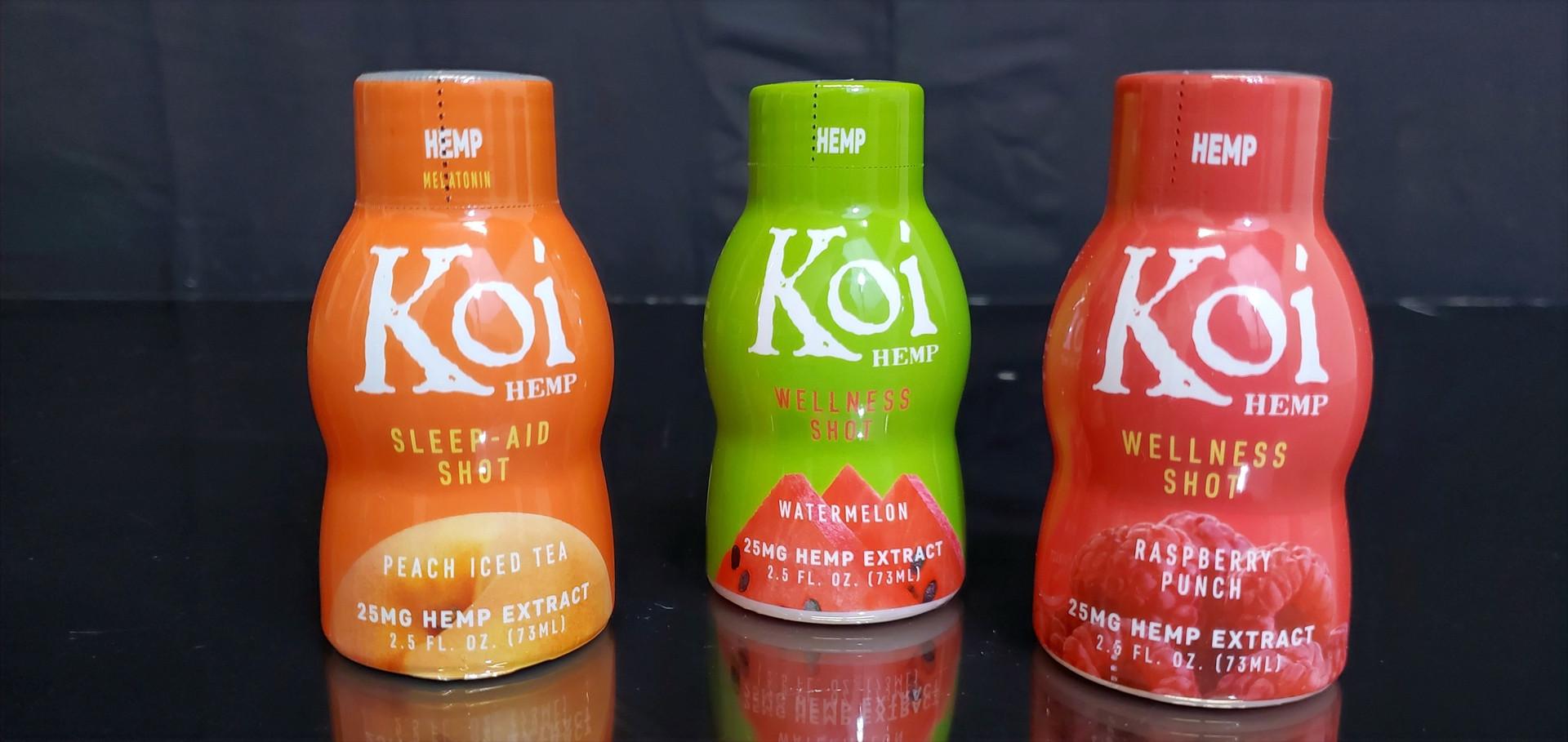 kOi Hemp Shots