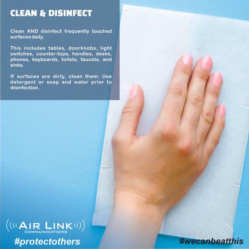 Wipe & Clean
