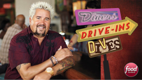 Diners, Reive-In & Dives