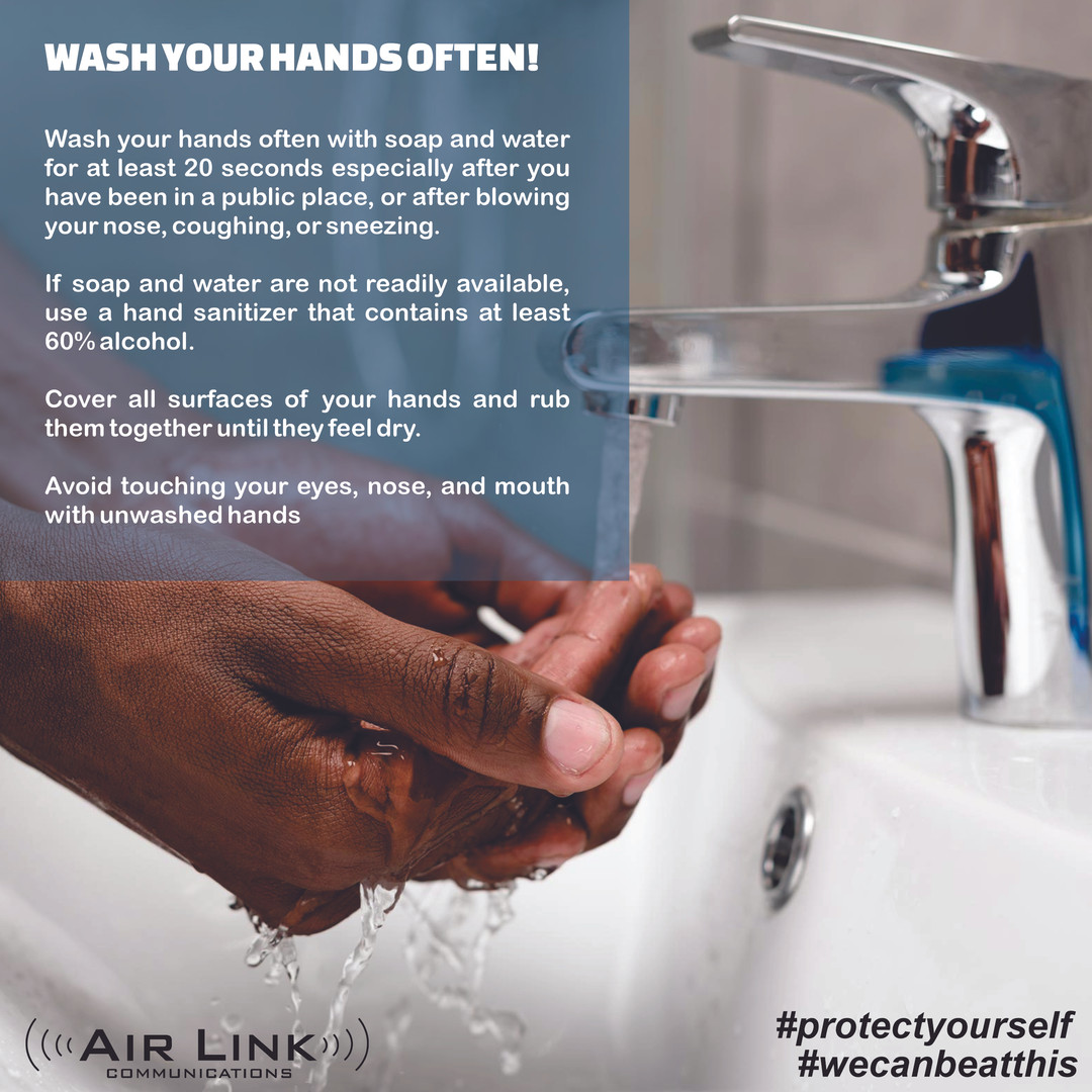 Wash Your Hand