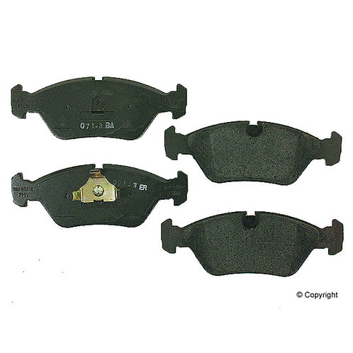 FRONT brake pad set for E28/E24