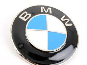 2002 Hood Emblem. Genuine BMW