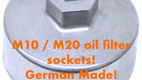 Oil Filter Socket for 2002s!