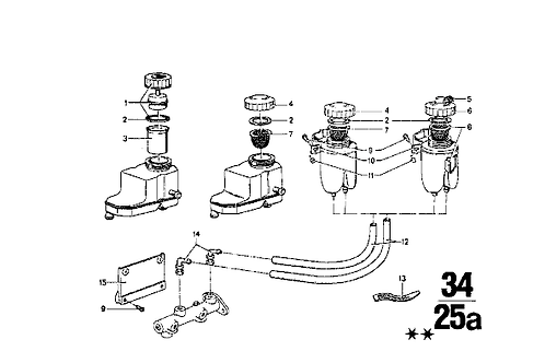 2002 (not tii) Hydraulic system rehab KIT!