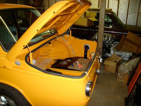 Genuine BMW trunk gasket $49.00