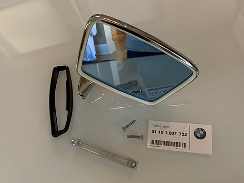 RIGHT side trapezoid early mirror for 2002 and E9