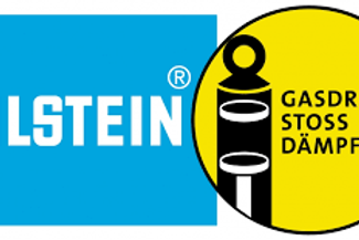 PAIR Bilstein rear B6 (HD) shock absorbers