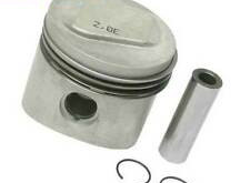 10: 1 Mahle Pistons for 2002s!