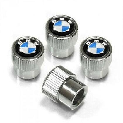 BMW Valve stem cap set