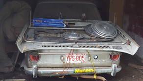 """I have a new 2002 """"barn find"""" project!"""