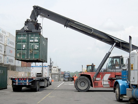 Voice of America News Covers Action Africa Container Shipments
