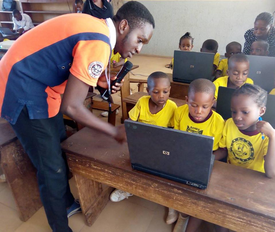 Computer Literacy Program in Nigeria