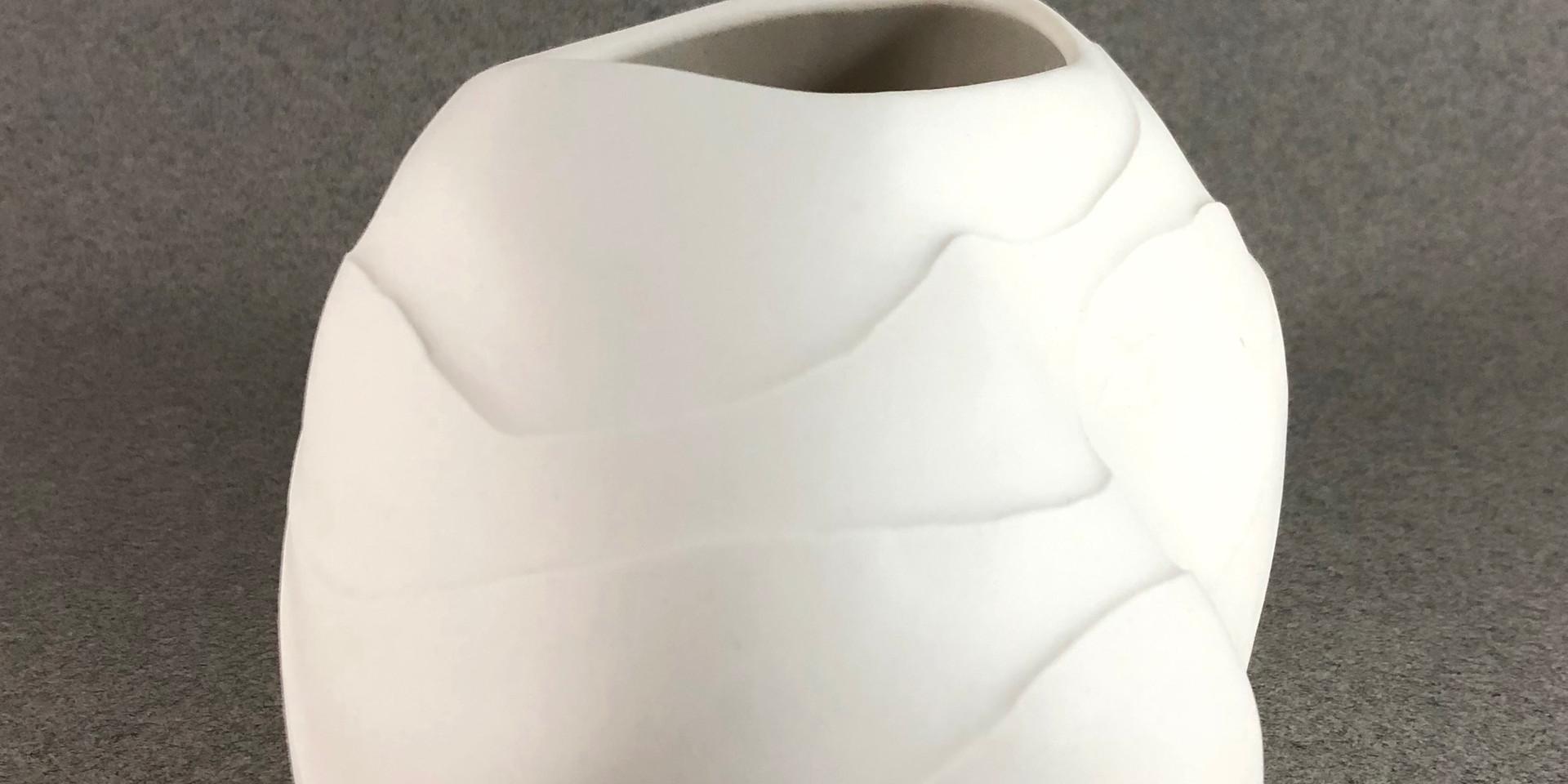 Serenity Vessel - Large White (2020)