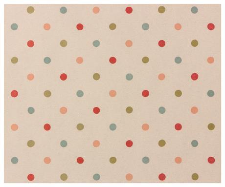 Giftwrap, Multi dots - 10 m