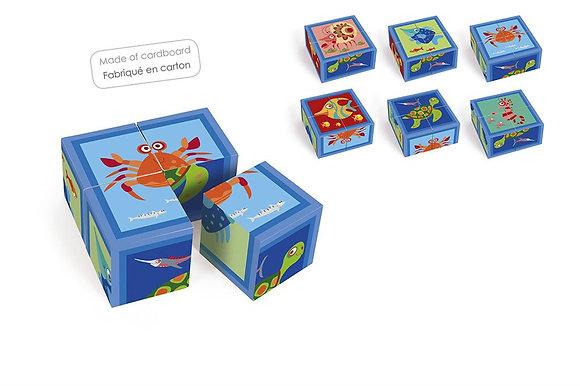 Scratch Puzzle: PUZZLE Ocean