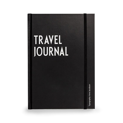 Travel Journal Book